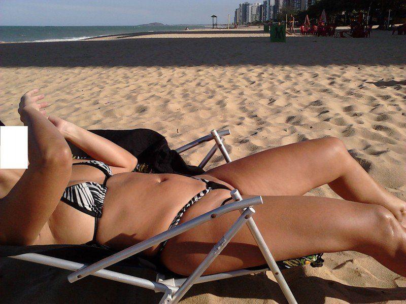 video corno sexo em praia