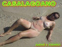Alagoana casada nua na praia