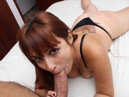 Fotos porno de boquete e sexo amador