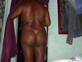 Mulata negra gostosa no sexo anal