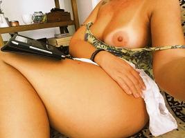 Casal e suas fotos caseiras de sexo