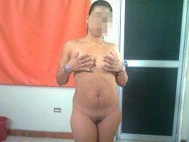 Fotos da ex namorada caiu na net