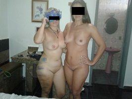 Raquel exibida e amiga peladas no motel