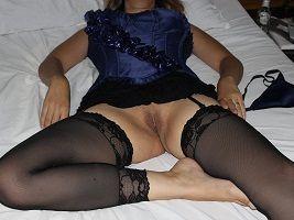 Fotos amadoras casada gostosa de lingerie