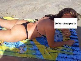 Juliana gostosa e suas fotos amadoras