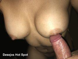 Casal Desejos Hot Spot e suas fotos de sexo