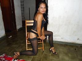 Fotos na namoradinha novinha de lingerie