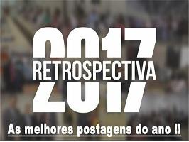 Os melhores posts de 2017 – Retrospectiva do ano !