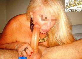 Cris coroa de corno em fotos de sexo amador