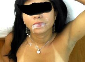 Fotos amadoras esposa gozada na boca