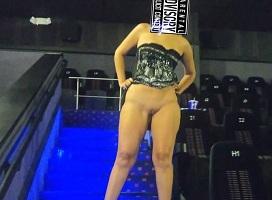 Esposa brasileira pelada em solo mexicano