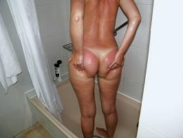 Flagra na esposa pelada depois do banho