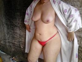 Fotos da minha esposa nua gordinha