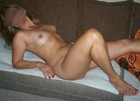 Fotos da esposa loira pelada deliciosa