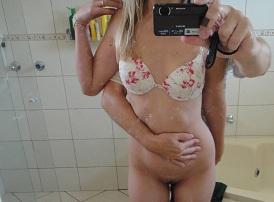 Fotos namorada novinha loirinha peladinha
