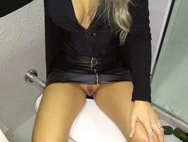 Fotos da esposa gostosa loira sem calcinha