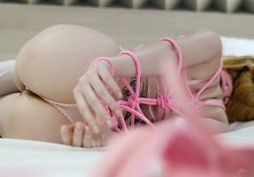 Novinha ruivinha cosplay brasileira sensual