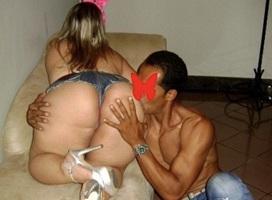 Casal SP RJ e suas fotos porno amadoras