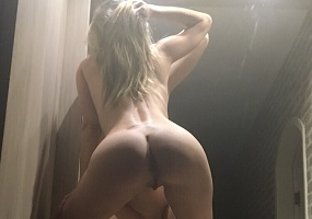 Fotos da namorada loira safadinha gostosa pelada